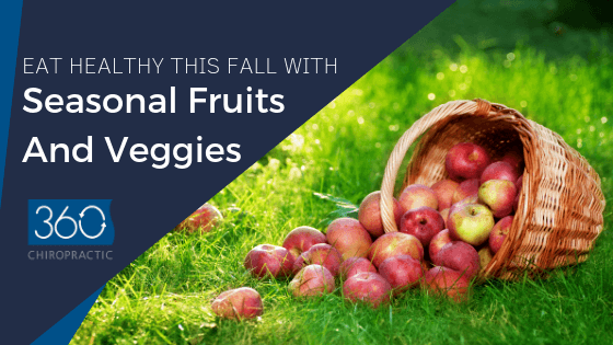 Eat Healthy This Fall With Seasonal Fruits And Veggies